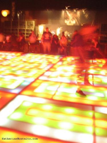 The Last Disco Floor