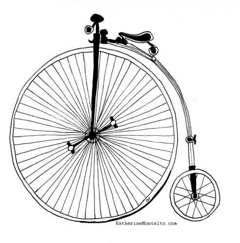 2019 04 19 objects penny-farthing
