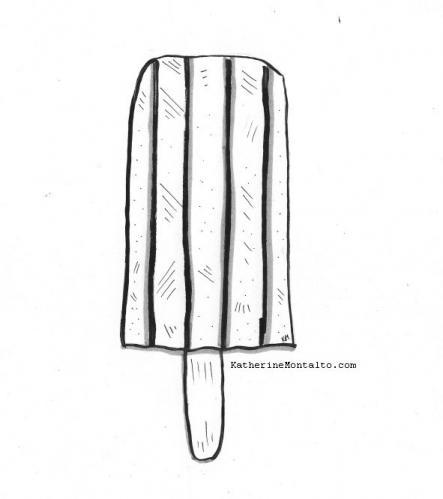 2020 01 10 popsicle BW