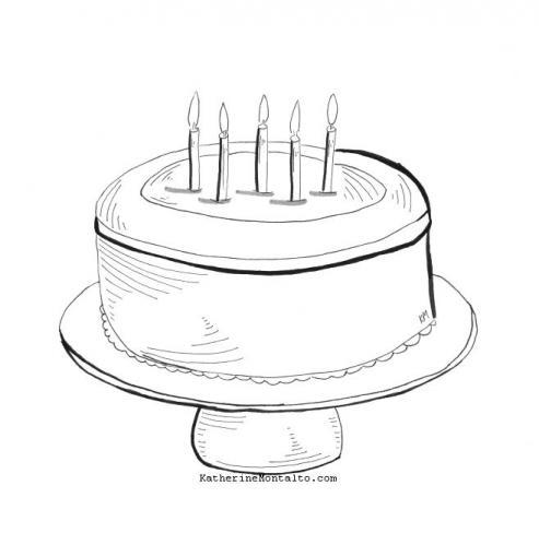 2020 01 23 cake BW