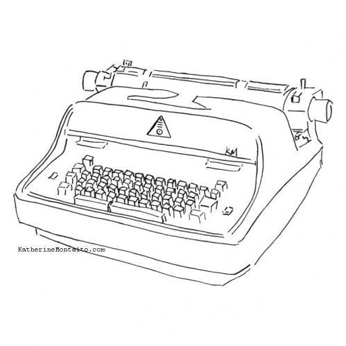 2020 02 05 typewriter