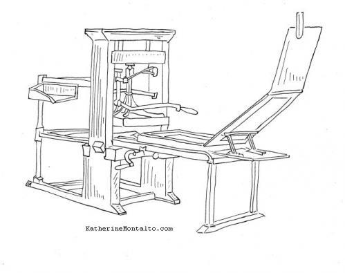 2020 02 07 printing press