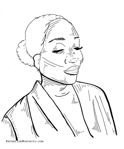 2020 05 17 portrait Hasina BW
