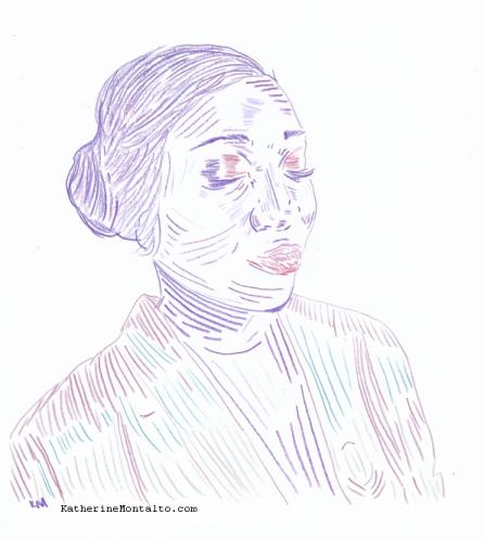 2020 05 17 portrait Hasina in color