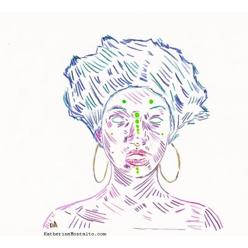 2021 01 color pencil portrait 04